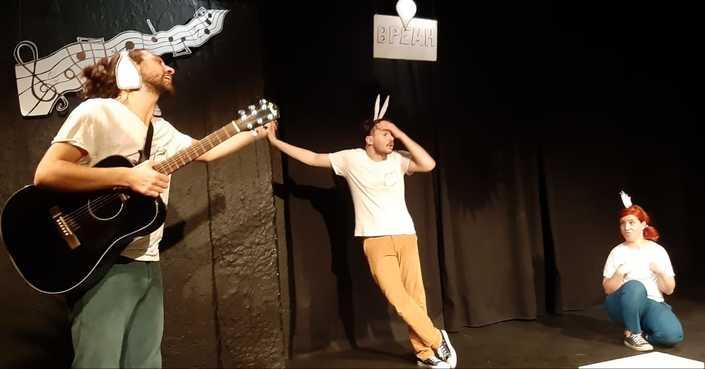 #MomAndTheCity Επιχείρηση θέατρο // Η μπάντα του δάσους - Διαγωνισμός με προσκλήσεις
