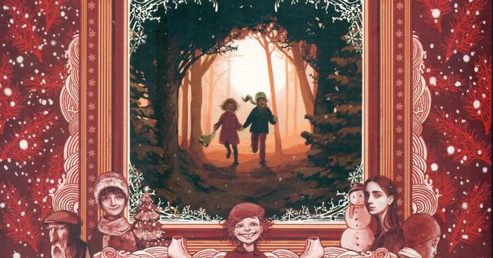 Διαβάσαμε «Το Πνεύμα του Χιονιού», ένα ιδιαίτερο χριστουγεννιάτικο βιβλίο!