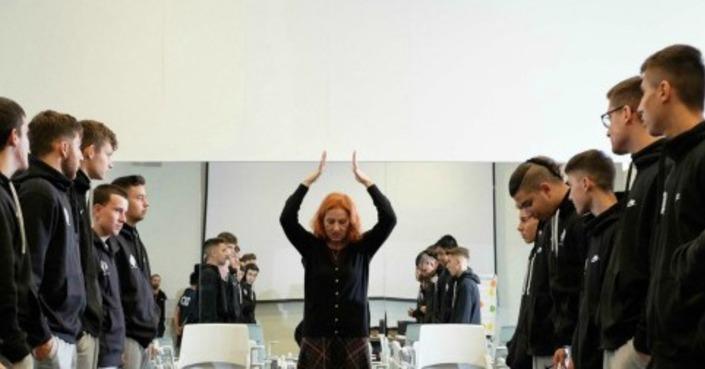 Έναρξη εργαστηρίων Anti-Bullying και έμπνευσης από την ΑntetokounΒros Academy