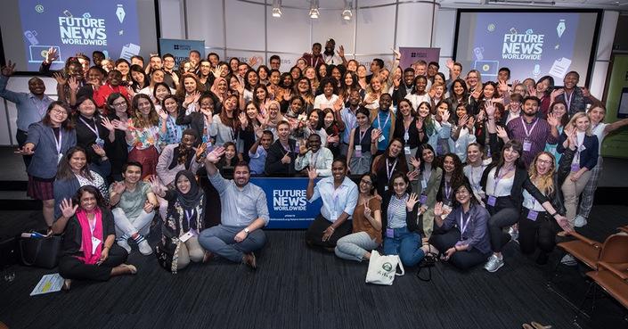 FUTURE NEWS WORLDWIDE | Νέοι δημοσιογράφοι μαθαίνουν από κορυφαίους όλου του κόσμου