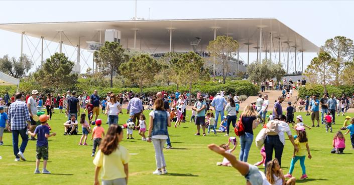 Κέντρο Πολιτισμού Ίδρυμα Σταύρος Νιάρχος: Μια τριετία επιτυχίας | 6,3 εκατομμύρια επισκέπτες το 2019