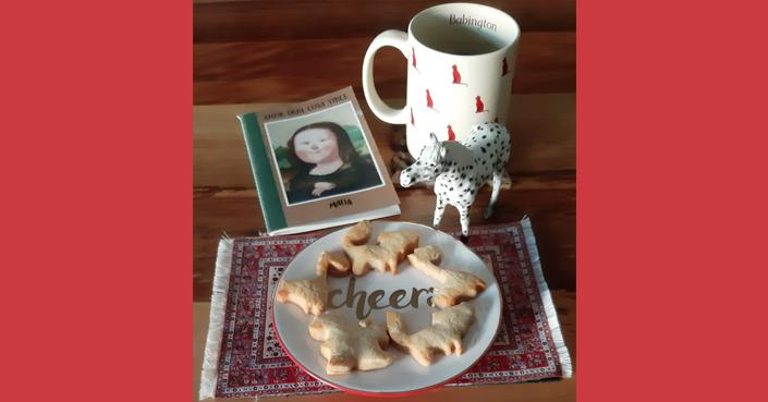 #MomAndTheCity Επιχείρηση Γλυκάκι χωρίς ζάχαρη // 3 2 1 η πιο εύκολη και λαχταριστή συνταγή για μπισκοτάκια με μέλι