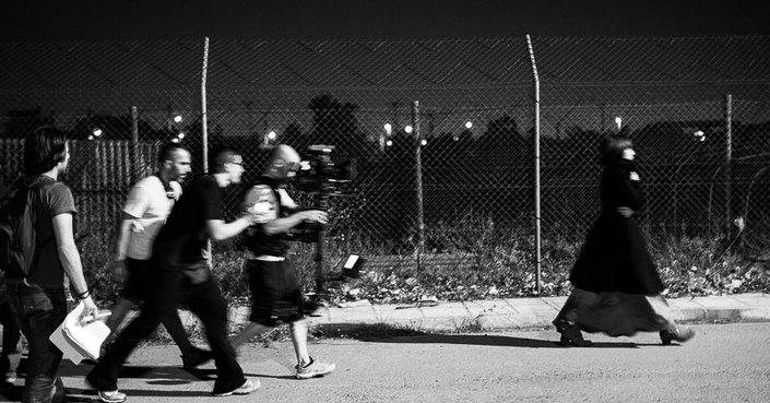 Εργαστήριο υποκριτικής στην κάμερα με τη Σεραφίτα Γρηγοριάδου