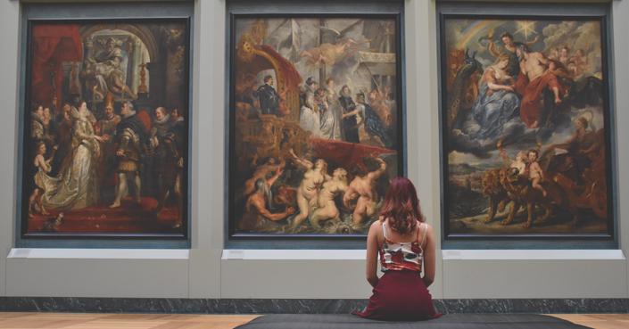 #ΜένουμεΣπίτι αλλά πάμε Μουσείο; Διαδικτυακές βόλτες στα μουσεία του κόσμου vol.1