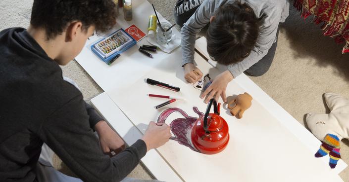 Ίδρυμα Β&Ε Γουλανδρή | OPEN CALL: Δημιουργούμε από το σπίτι! Για παιδιά και εφήβους έως 15 ετών