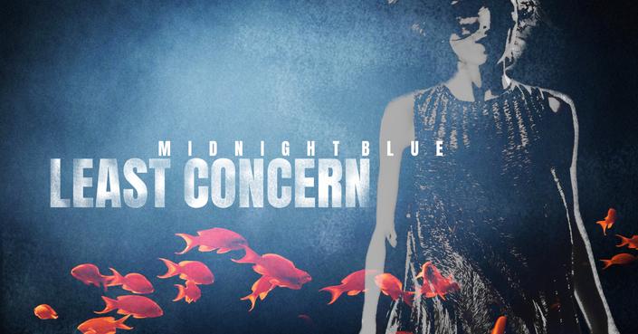 Midnight Blue by Least Concern :: Κυκλοφορία νέου δίσκου
