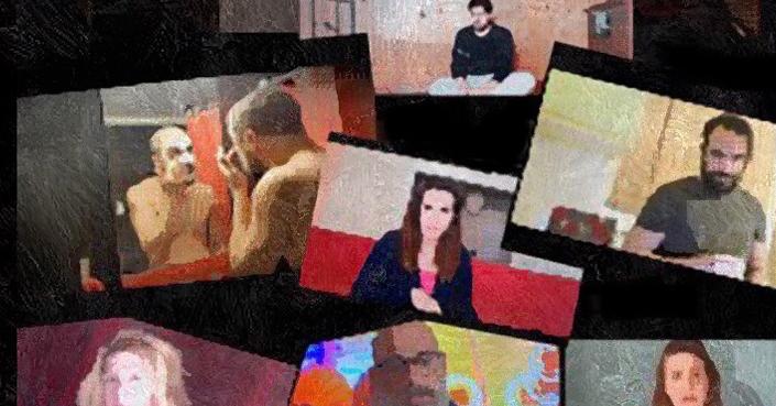 Home Edition Theater | Ηθοποιοί μοιράζονται αποσπάσματα γνωστών μονολόγων