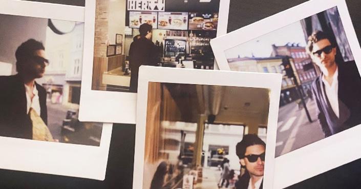 "Luke Elliot | Κυκλοφορία του νέου του άλμπουμ ""The Big Wind"""