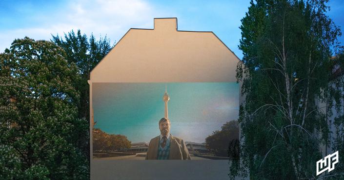 Window Flicks :: Στο Βερολίνο οι τοίχοι των πολυκατοικιών γίνονται οθόνες προβολής!