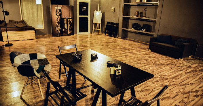 ImProva Arts | Ένας καλλιτεχνικός χώρος «μπαλαντέρ»