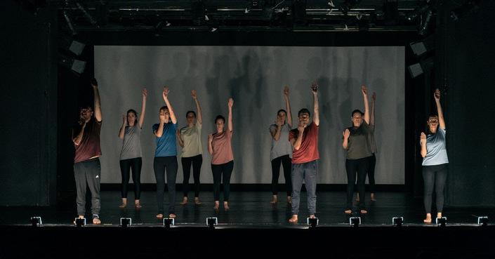 Σεμινάριο σύγχρονου χορού με τη Νάντια Παλαιολόγου στο Αλκμήνη