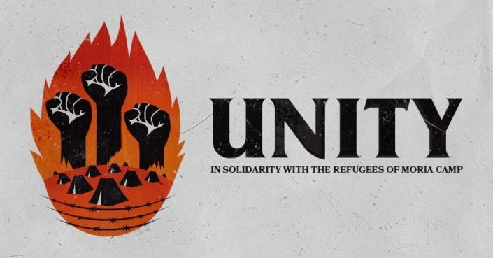 UNITY vol 1 - Αλληλεγγύη στους πρόσφυγες της Μόριας
