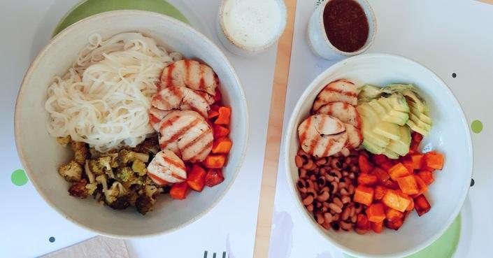 #MomAndTheCity Επιχείρηση Έξοδος // To Lyfe in a Bowl είναι το υγιεινό στέκι της Γλυφάδας που σερβίρει super foods σε μπωλ