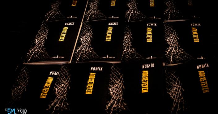 Διαβάσαμε και προτείνουμε: ΝΟΜΙΚ «Αποχέτευση» | Εκδόσεις Ars Nocturna