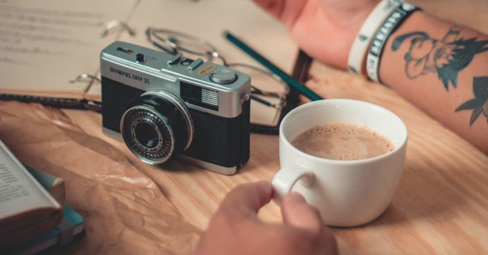 Διαδικτυακή δράση «Φωτογραφίζω στο Σπίτι - Indoors Photo Challenge» (2ος κύκλος)
