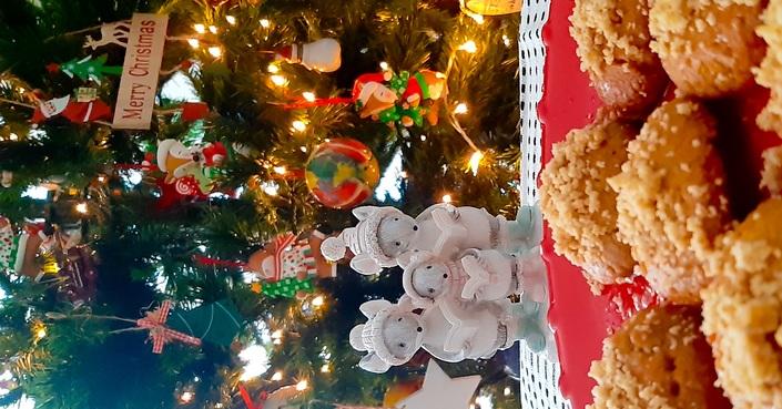 #MomAndTheCity Επιχείρηση Χριστουγεννιάτικη λιχουδιά// Τα πιο θρεπτικά μελομακάρονα χωρίς ζάχαρη