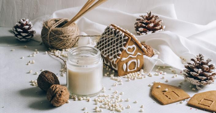 Απλές χριστουγεννιάτικες χειροτεχνίες για να νιώσουμε «jolly» όπως χρειάζεται κάθε Χριστούγεννα!