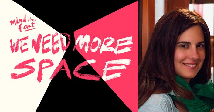 Η Γιολάντα Μαρκοπόυλου μιλά στο deΒόp για το mind the fact online festival και μας προσκαλεί σε μία διαδικτυακή περιήγηση σε έναν φεστιβαλικό 'μικρόκοσμο'