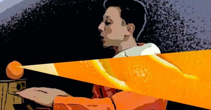 Orange | Νέο video clip από τον Kristof