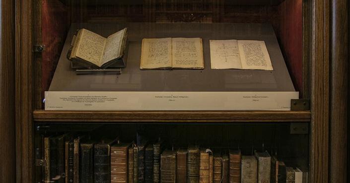 Επαναστατικές Διαλέξεις στην Ωνάσειο Βιβλιοθήκη