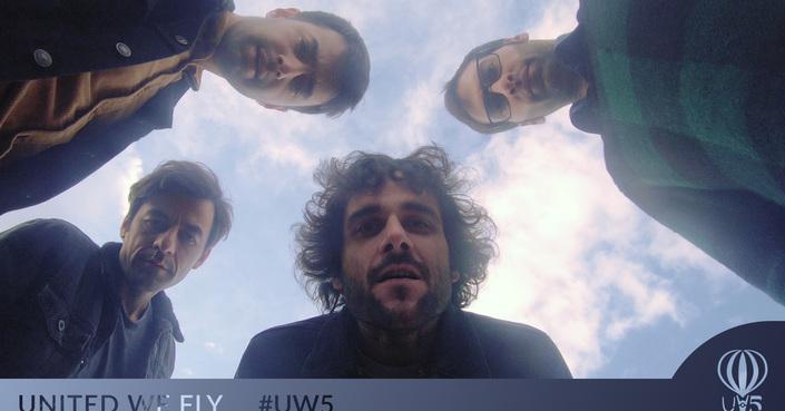Οι Whereswilder στην United We Fly