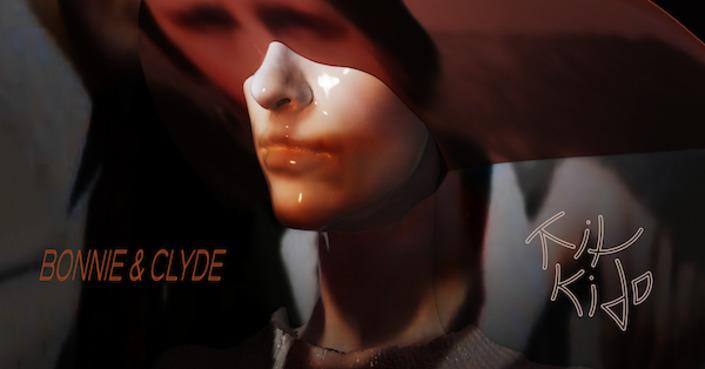 "Kit Kido :: Νέα ψηφιακή κυκλοφορία με τίτλο ""Bonnie & Clyde"""