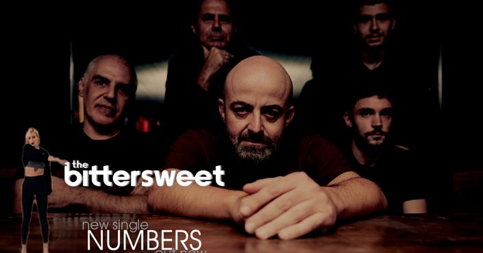 "The BitterSweet :: Νέο single & οfficial music video με τίτλο ""Νumbers"""