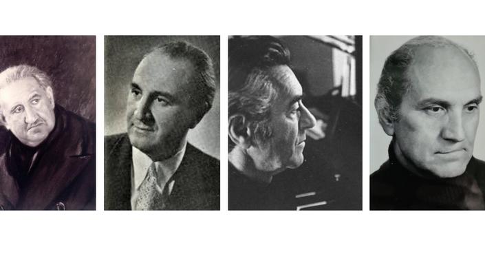 Τέσσερα νέα αρχεία Ελλήνων Συνθετών στη Μουσική Βιβλιοθήκη «Λίλιαν Βουδούρη»  του Συλλόγου Οι Φίλοι της Μουσικής