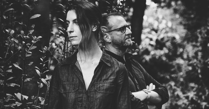 HYDRA | Νέο μουσικό σχήμα, album και single από την Irene Skylakaki και τον Danton Supple