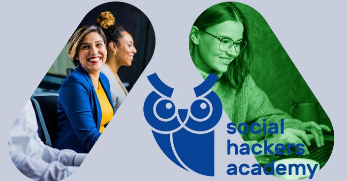 H Social Hackers Academy προσφέρει ένα IT Support Professional 6μηνο εκπαιδευτικό πρόγραμμα σε 130 άνεργες γυναίκες