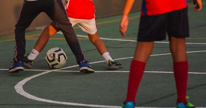 Παίζουμε μπακότερμα | Ένα τουρνουά ποδοσφαίρου για παιδιά στο ΚΠΙΣΝ