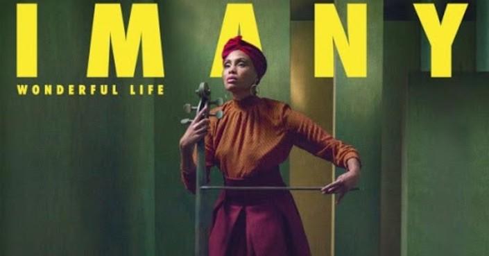 Η επιστροφή της Imany με το Wonderful Life