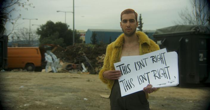 """Ο Jef Maarawi παρουσιάζει το video clip για το κομμάτι """"TERRA PAPAGALLI"""""""