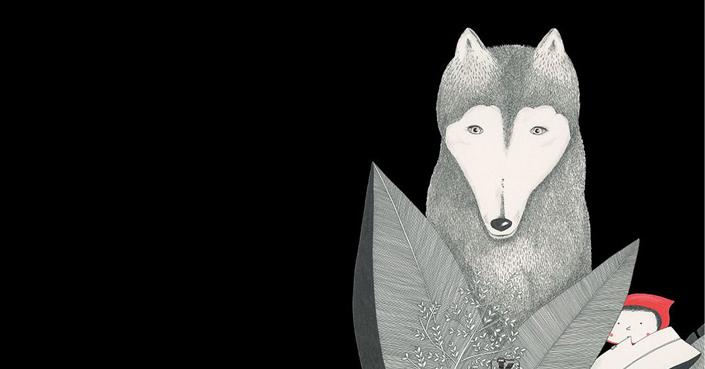 «Ο μεγάλος λύκος και η κόκκινη νεραϊδα» των Véronique Cauchy και Rebecca Galera | Μια «νέα» Κοκκινοσκουφίτσα από τις εκδόσεις Κλειδάριθμος