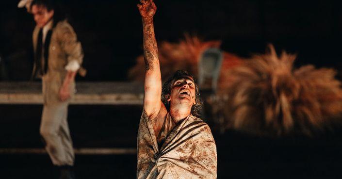 """Είδαμε """"Ορέστης"""" του Ευριπίδη σε σκηνοθεσία Γ. Κακλέα"""