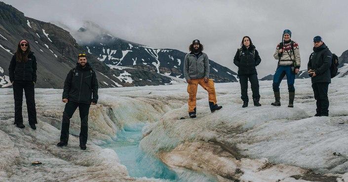 Ολοκλήρωση της αποστολής UP IN THE ARCTIC στον Αρκτικό Ωκεανό