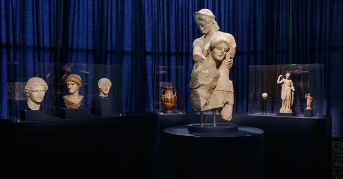 «ΚΑΛΛΟΣ. Η υπέρτατη ομορφιά», μια αριστουργηματική έκθεση στο Μουσείο Κυκλαδικής Τέχνης