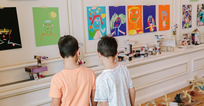 Εκπαιδευτικά προγράμματα Οκτωβρίου 2021  στο Μουσείο Κυκλαδικής Τέχνης
