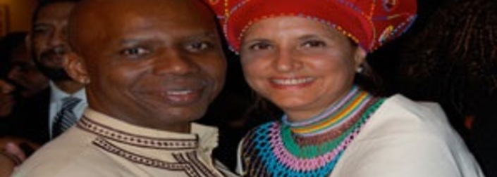 O Faith Isiakpere και η Firdoze Bulbulia διηγούνται την αστεία πλευρά του Προέδρου Mandela