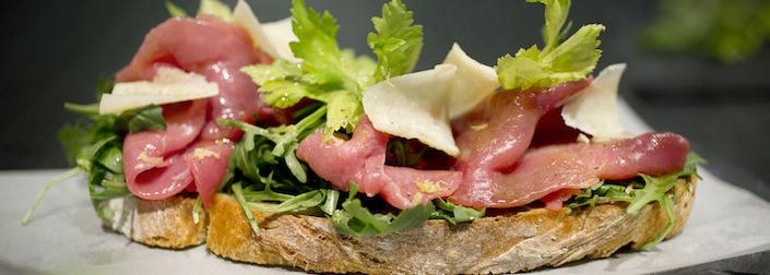 Metropolis Sandwich