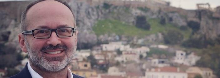 Luca Lo Sicco: «Η Ελλάδα χρειάζεται αγάπη!»