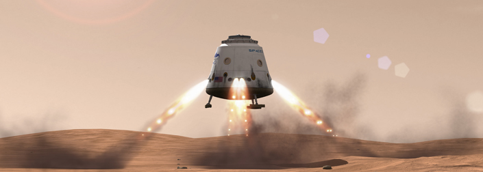 Mars One. Μια παράσταση με κατάληξη την απογείωση