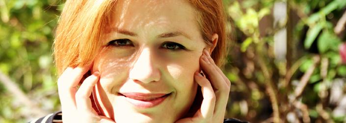 Είμαι από την Αλβανία, αλλά νιώθω ότι ανήκω εδώ! --  Adelina Malo