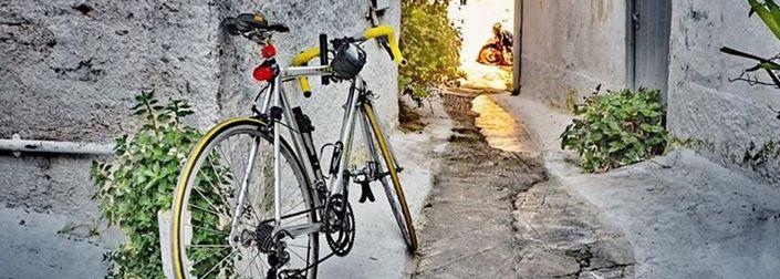Το ποδήλατο ΣΤΗΝ Αθήνα