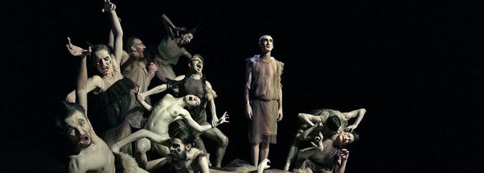 Είδαμε το «Weaving chaos» στο Φεστιβάλ Αθηνών