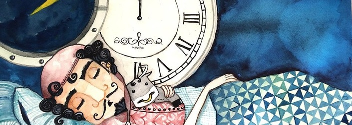 Η εικονογράφος Λέλα Στρούτση, γράφει ένα παιδικό βιβλίο που μας ενθουσιάζει! Γνωρίστε την.