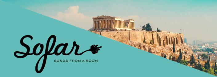 Sofar Sounds Athens: επιστρέφοντας στη ζωντανή μουσική τη μαγεία της