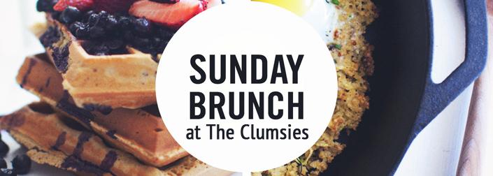 Και ο μαραθώνιος brunch συνεχίζεται στο Clumsies!