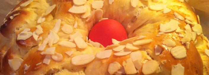 Τσουρεκάκι το πασχαλινό