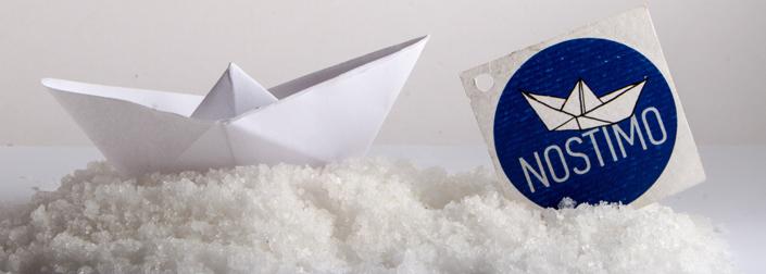Μία ψυχολόγος δίνει πνοή στην αρχαία ελληνική τέχνη συγκομιδής αλατιού και παρασκευάζει επιτέλους ένα αλάτι που κάνει καλό.
